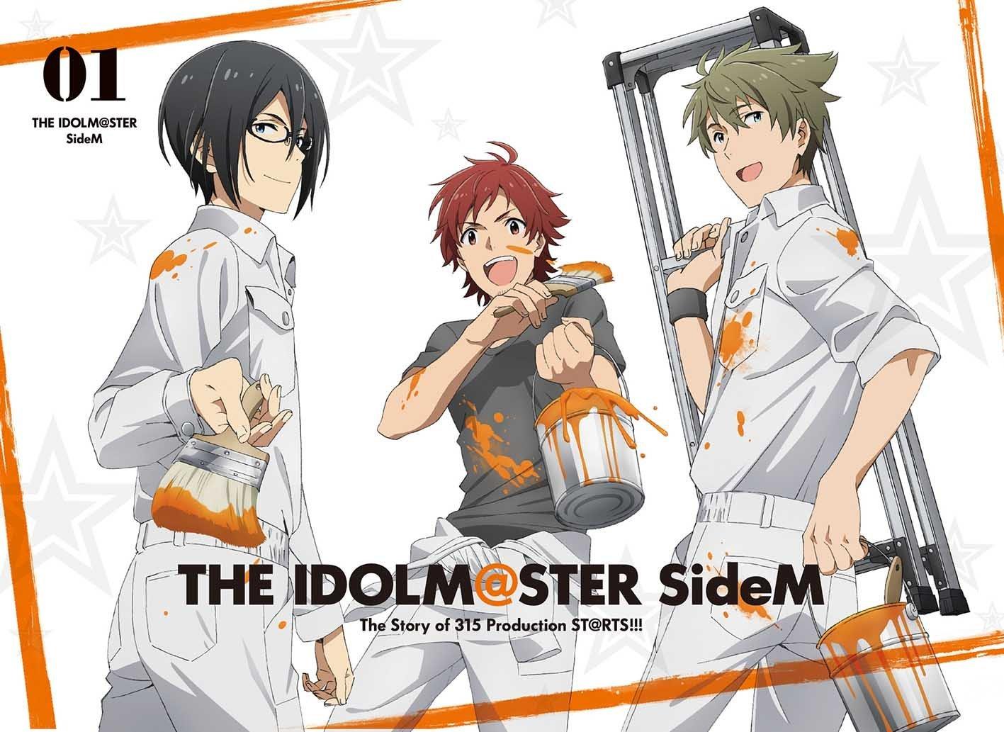 アニメ, キッズアニメ  SideM 1()Blu-ray