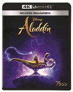 アラジン 4K UHD MovieNEX【4K ULTRA HD】
