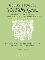 【輸入楽譜】パーセル, Henry: オペラ「妖精の女王」(英語): ヴォーカルスコア