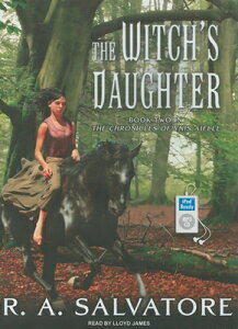 The Witch's Daughter WITCHS DAUGHTER M (Chronicles of Ynis Aielle) [ R. A. Salvatore ]