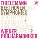 ベートーヴェン:交響曲第1番&第2番 [ ティーレマン ウィーン・フィル ]