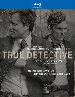 TRUE DETECTIVE/トゥルー・ディテクティブ<ファースト・シーズン>コンプリート・ボックス(4枚組)【Blu-ray】