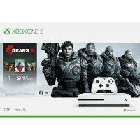 Xbox One S 1 TB (Gears 5 同梱版)の画像