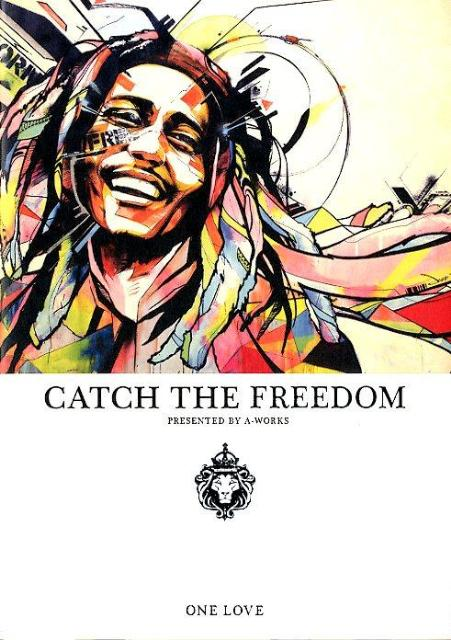 CATCH THE FREEDOM画像