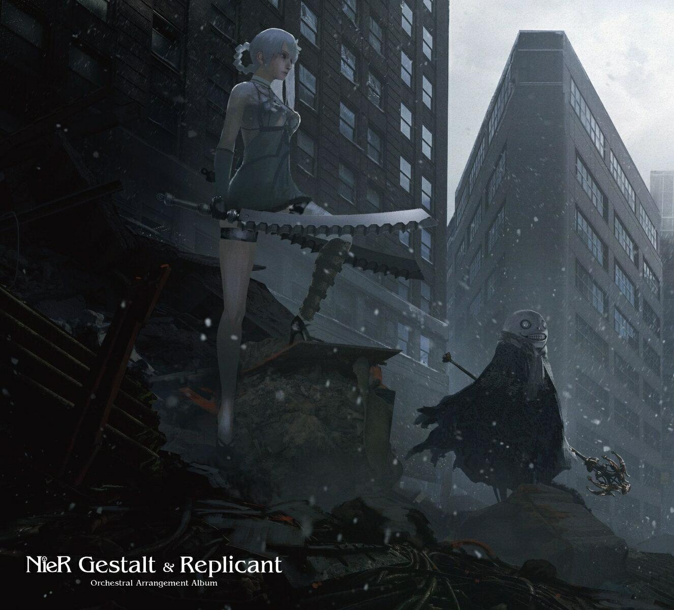 ゲームミュージック, その他 NieR Gestalt Replicant Orchestral Arrangement Album ()