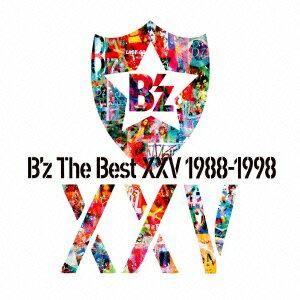 【楽天ブックスならいつでも送料無料】B'z The Best XXV 1988-1998(初回限定盤 2CD+DVD) [ B'z ]