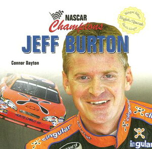 Jeff Burton SPA/ENG-JEFF BURTON -LIB (NASCAR Champions/Campeones de NASCAR) [ Connor Dayton ]