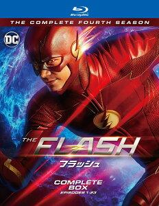 THE FLASH/フラッシュ <フォース・シーズン>ブルーレイ コンプリート・ボックス(4枚組)【Blu-ray】 [ グラント・ガスティン ]