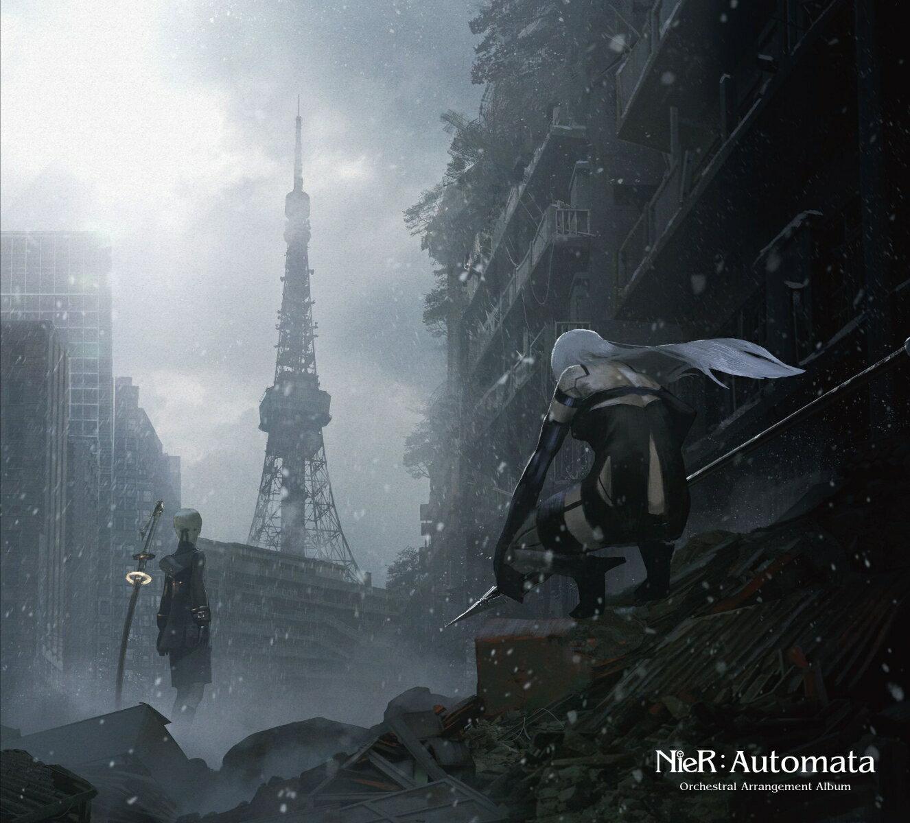 ゲームミュージック, その他 NieR:Automata Orchestral Arrangement Album ()