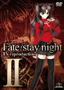 Fate/stay night TV reproduction 2画像