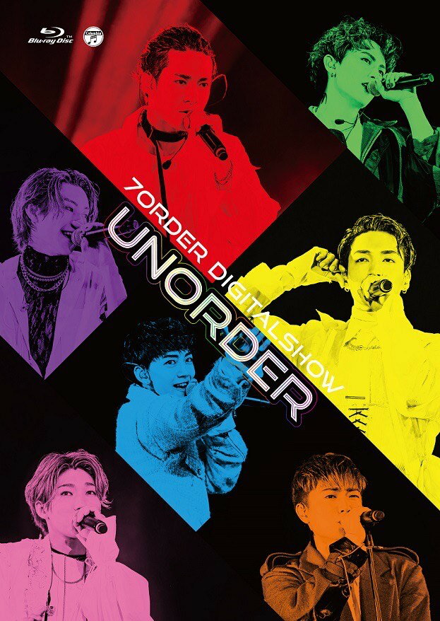 UNORDER(初回限定盤)【Blu-ray】