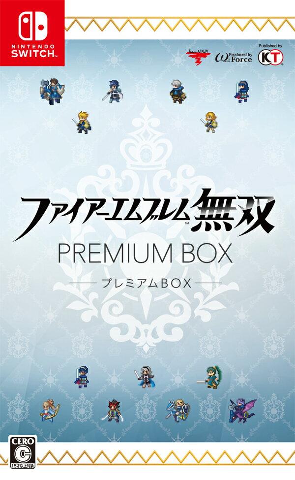 ファイアーエムブレム無双 プレミアムBOX Nintendo Switch版