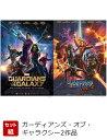 【セット組】ガーディアンズ・オブ・ギャラクシー2作品 MCU...