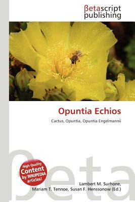 洋書, COMPUTERS & SCIENCE Opuntia Echios OPUNTIA ECHIOS Lambert M. Surhone