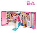 バービー(Barbie) バービードリームクローゼット【ドール&アクセサリー付き】 GBK10 1