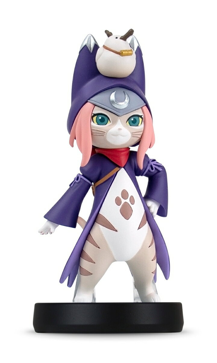 amiibo ツキノ 【モンスターハンターストーリーズ2】(モンスターハンターシリーズ)