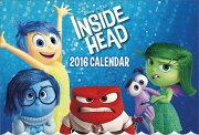 インサイド・ヘッド 2016年 カレンダー
