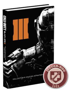 Call of Duty: Black Ops III: Collector's Edition Strategy Guide CALL OF DUTY BLACK OPS III LTD [ Prima Games ]