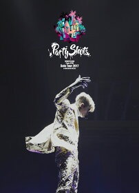 """WOOYOUNG (From 2PM) Solo Tour 2017 """"Party Shots"""" in MAKUHARI MESSE(完全生産限定盤)【Blu-ray】"""