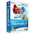 VideoStudio Pro X4 通常版