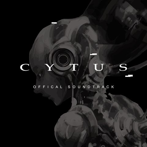CYTUS OFFICIAL SOUND TRACK画像