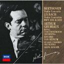 ベートーヴェン:ヴァイオリン協奏曲/J.S.バッハ:協奏曲第1・2番 [ レオン