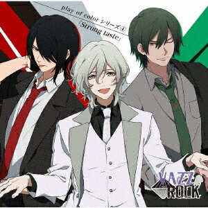 CD, アニメ VAZZROCKplay of color4Strong taste (CD)