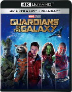 ガーディアンズ・オブ・ギャラクシー 4K UHD【4K ULTRA HD】