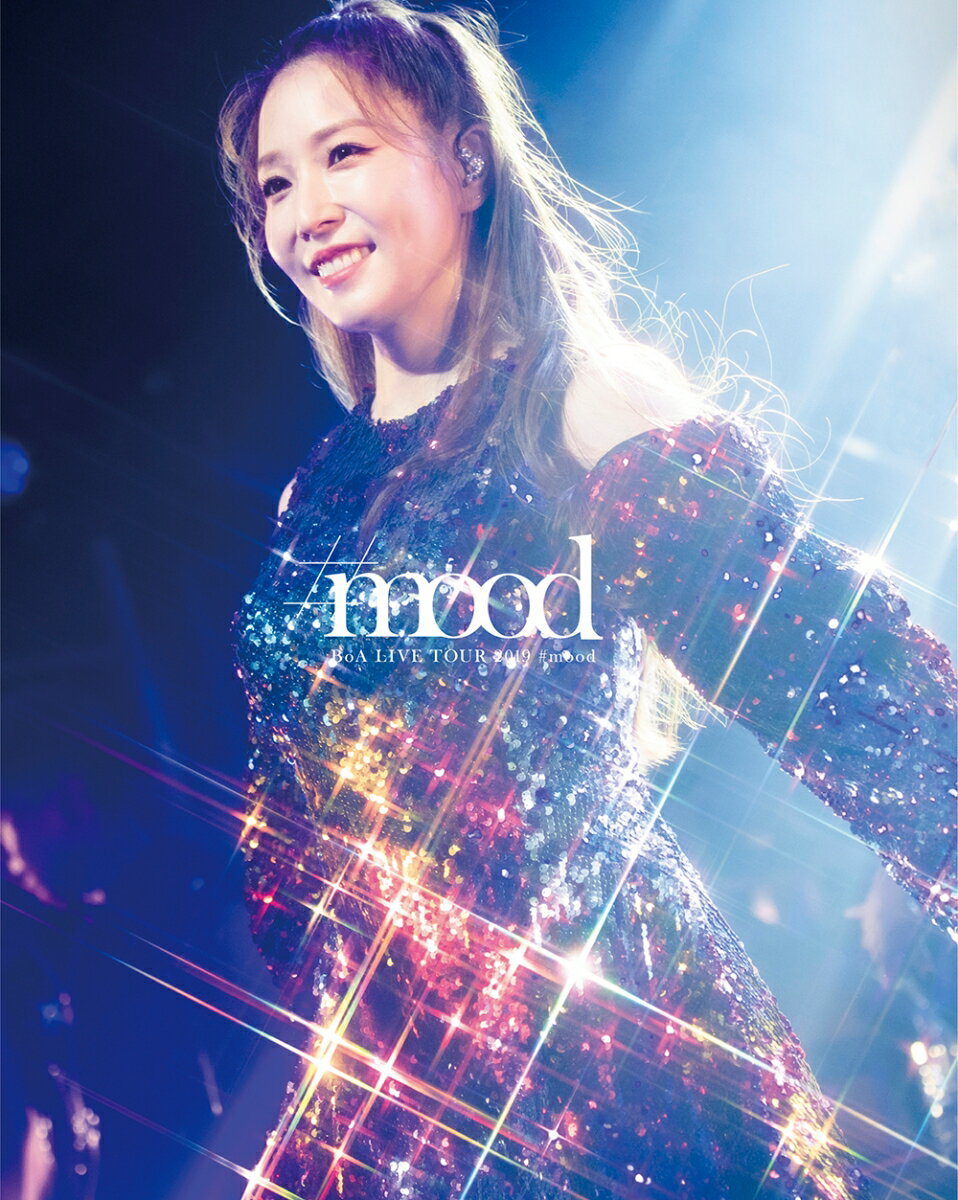 BoA LIVE TOUR 2019 #mood(Blu-ray Disc)(スマプラ対応)【Blu-ray】