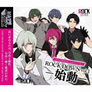 CD, アニメ VAZZROCK2ROCK DOWN vol.1 - ROCK DOWN