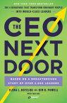 The CEO Next Door: The 4 Behaviors That Transform Ordinary People Into World-Class Leaders CEO NEXT DOOR [ Elena L. Botelho ]