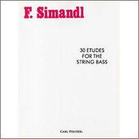 シマンドル, Franz: 30の練習曲