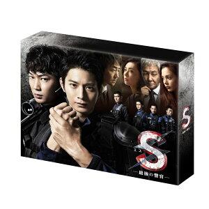 【送料無料】S-最後の警官ー ディレクターズカット版 DVD-BOX [ 向井 理 ]