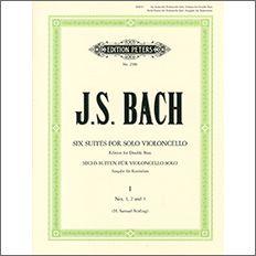 【輸入楽譜】バッハ, Johann Sebastian: 無伴奏チェロ組曲 第1巻: BWV 1007-1009/無伴奏コントラバス用編曲第1巻 : BWV 1007-1009 [ バッハ, Johann Sebastian ]