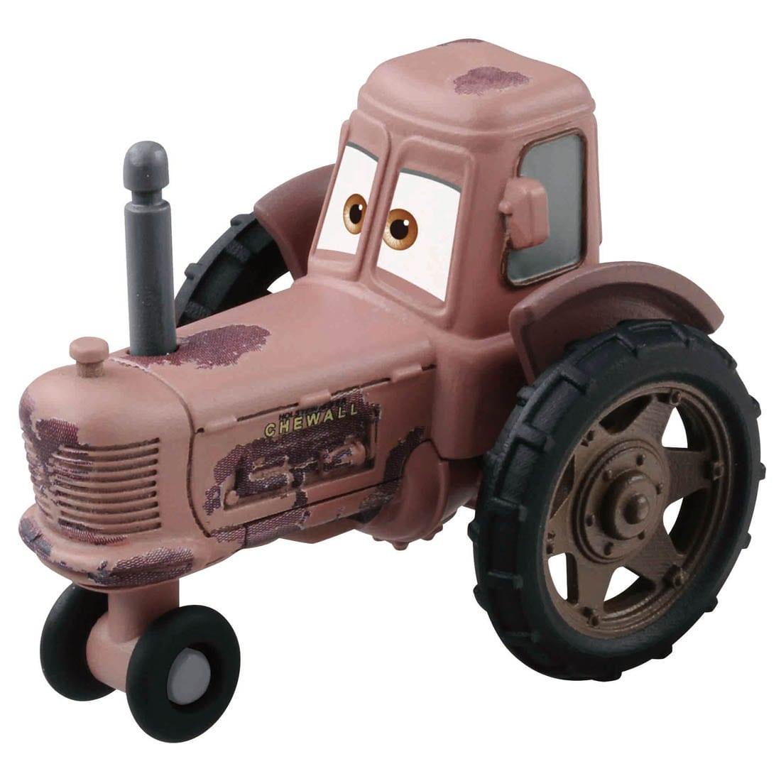 カーズ トミカ C-19 トラクター(スタンダードタイプ)