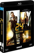 24-TWENTY FOUR- SEASON8 SEASONS ブルーレイ・ボックス【Blu-ray】