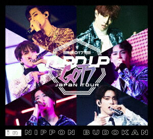 "GOT7 Japan Tour 2017 ""TURN UP"" in NIPPON BUDOKAN(完全生産限定盤)【Blu-ray】"