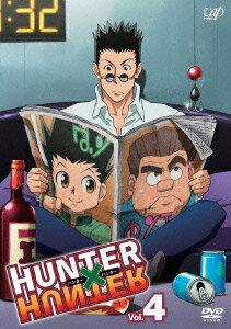HUNTER×HUNTER ハンターハンター Vol.4画像