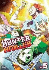 HUNTER×HUNTER ハンターハンター Vol.5画像