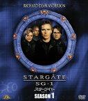 スターゲイト SG-1 SEASON1 SEASONS コンパクト・ボックス [ リチャード・ディーン・アンダーソン ]