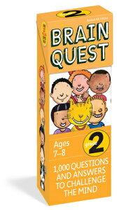 【楽天ブックスならいつでも送料無料】Brain Quest Grade 2, Revised 4th Edition: 1,000 Quest...