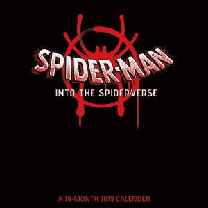 Spider-Man: Into the Spider-Verse Wall CAL 2019-SPIDER-MAN INTO THE S [ Trends International ]