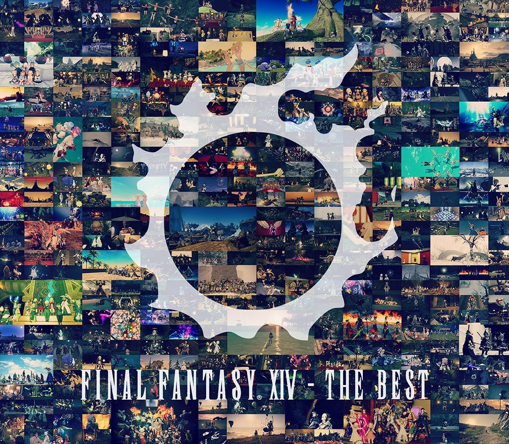 FINAL FANTASY XIV Original Soundtrack Best Album(映像付サントラ/Blu-ray Disc Music)