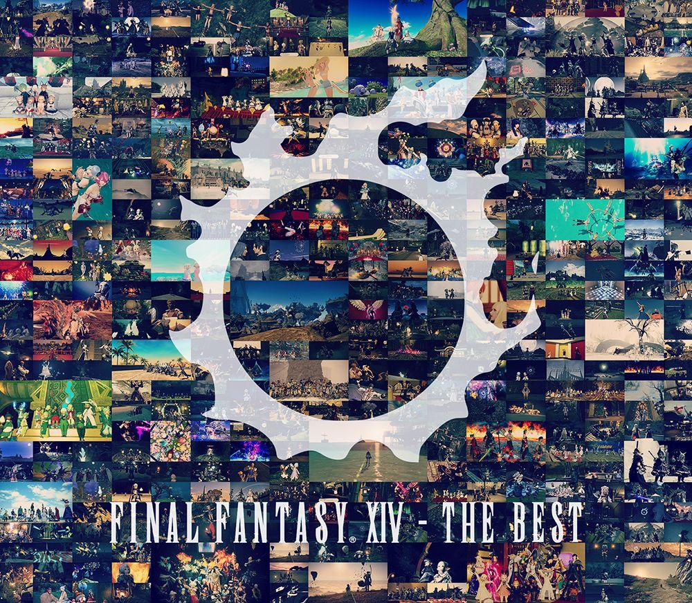キッズアニメ, その他 FINAL FANTASY XIV Original Soundtrack Best Album(Blu-ray Disc Music)