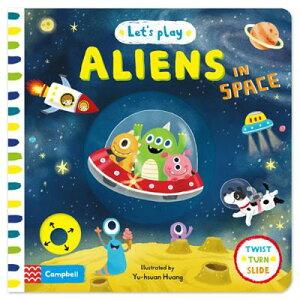 Aliens in Space LETS PLAY ALIENS IN SPACE (Let's Play) [ Yu-Hsuan Huang ]
