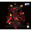 ストラヴィンスキー:「春の祭典」 「火の鳥」 [ 小林研一郎 ロンドン・フィル