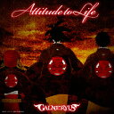 ATTITUDE TO LIFE (初回限定盤 CD+Blu-ray) [ GALNERYUS ]
