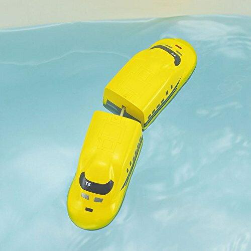 水陸両用トレイン 923形ドクターイエロー