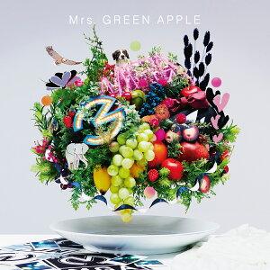 Mrs. GREEN APPLE人気曲ランキングTOP10!おすすめ人気曲はこれだ!