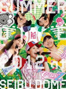 【送料無料】「ももクロ夏のバカ騒ぎ SUMMER DIVE 2012 西武ドーム大会」 LIVE DVD-BOX [ Momoi...